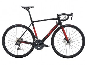 785 HUEZ RS DISC ULTEGRA DI2 BLACK RED GLOSSY A1